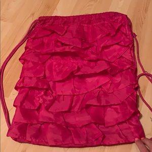Thirty one drawstring bag